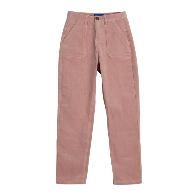 Campbell Cord Pant, Dusty Rose