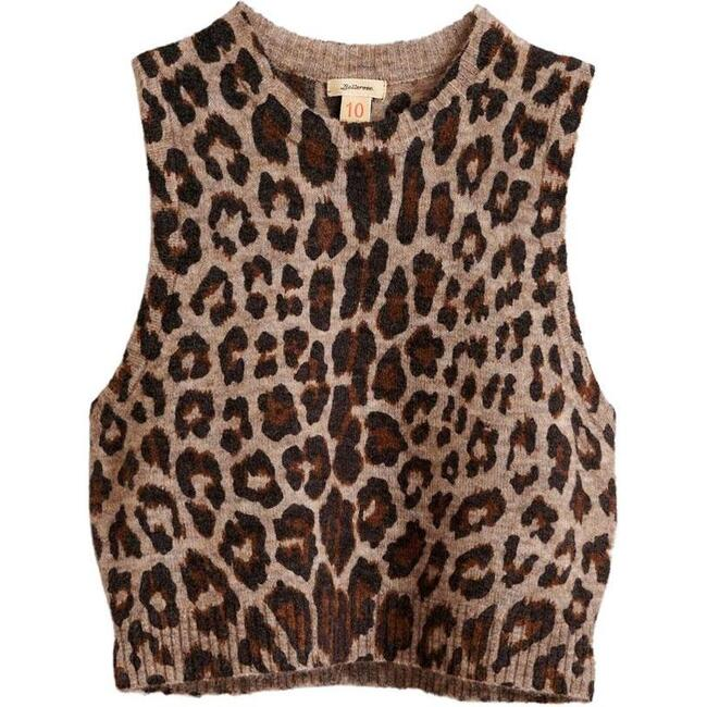 Gepess Sleeveless Sweater, Multicolor - Sweaters - 1