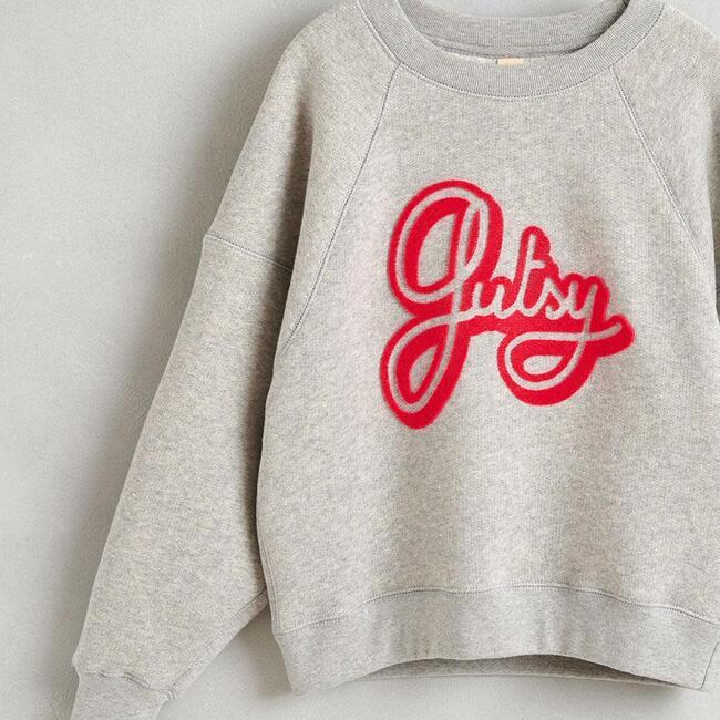 Fade Gutsy Sweatshirt, Gray