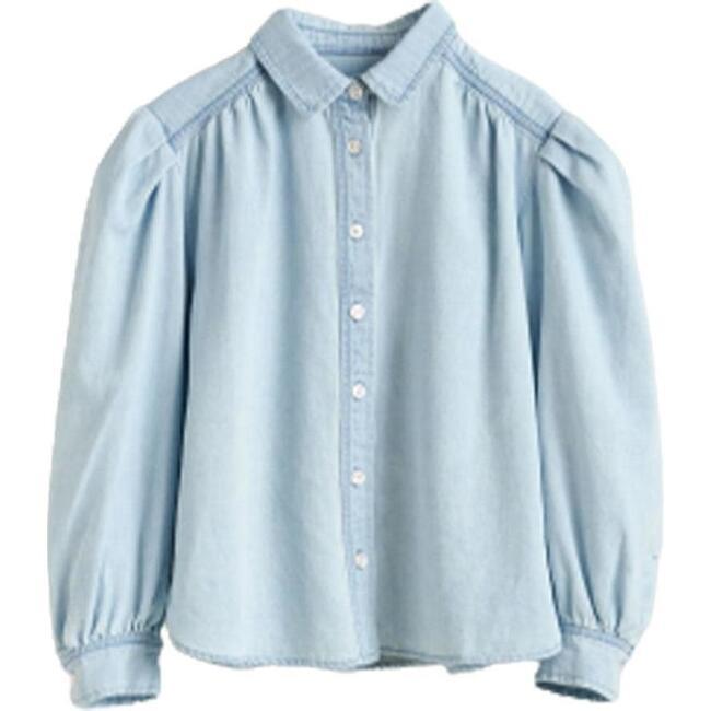 Chemise Avatar Blue Bleach, Blue - Shirts - 1
