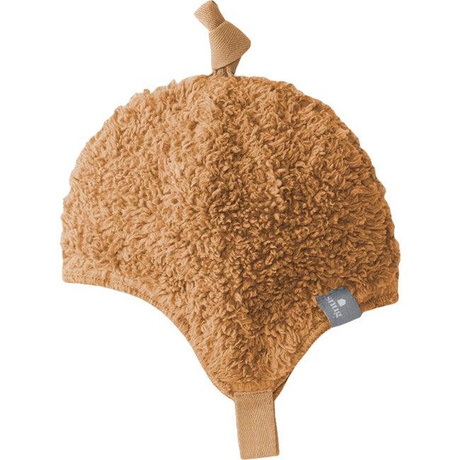 Fuzzy Bonnet, Chestnut