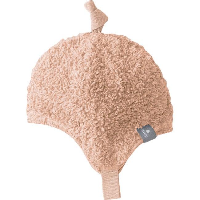 Fuzzy Bonnet, Pink