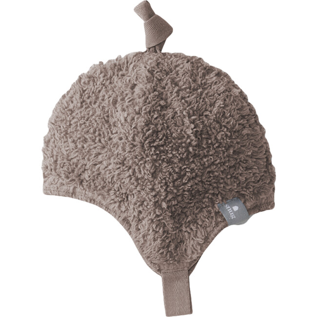 Fuzzy Bonnet, Brown