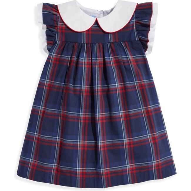 Kitt Dress, Calvary Plaid