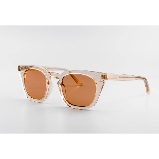 Roseland Sunglasses, Peach