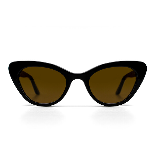 Steeplechase Sunglasses, Black - Sunglasses - 1