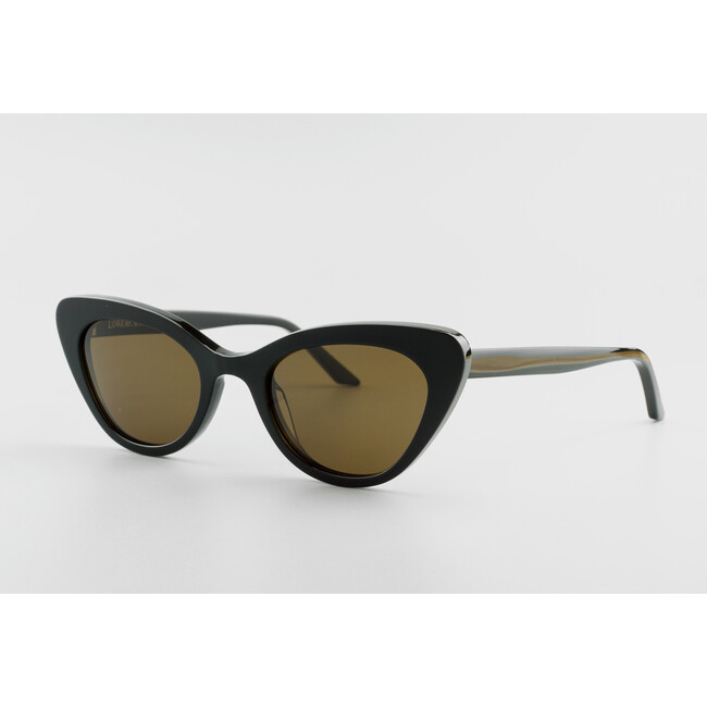 Steeplechase Sunglasses, Black