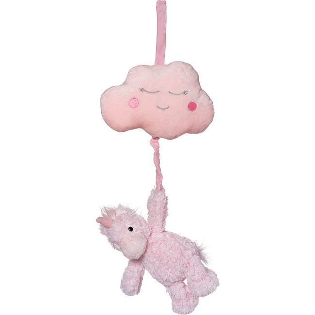 Adorables Petals, Unicorn Pull Musical Toy
