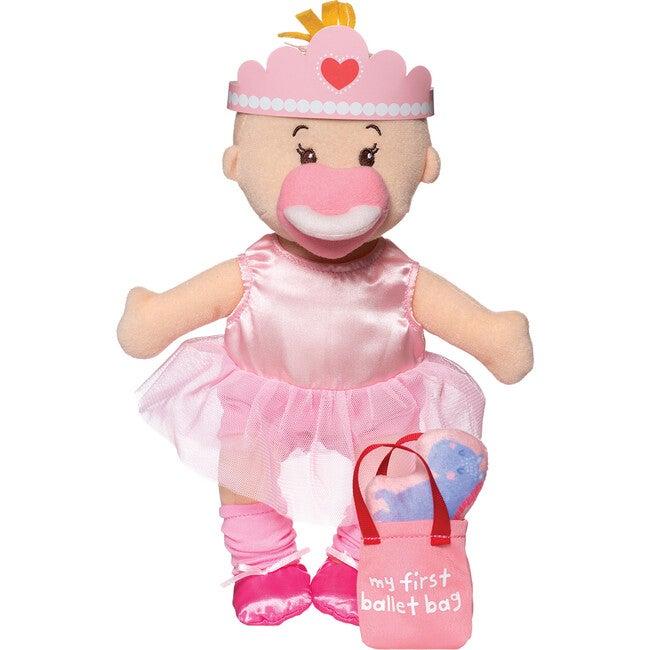 Wee Baby Stella Tiny Ballerina Set