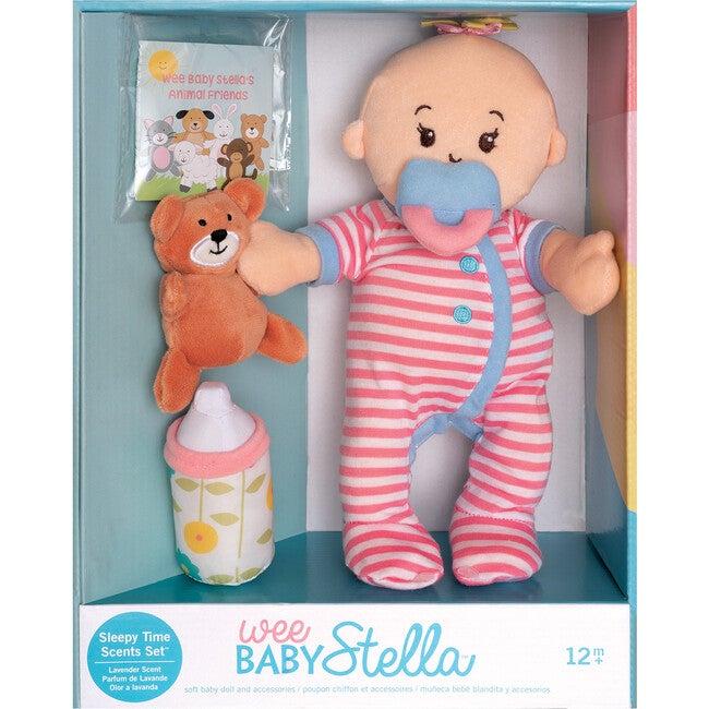 Wee Baby Stella, Peach Sleepy Time Scents