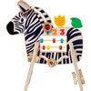 Safari Zebra - Developmental Toys - 3