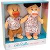 Wee Baby Stella Twins Peach - Dolls - 2