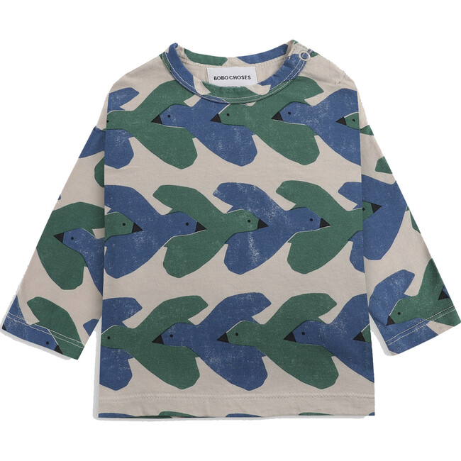 Birds All Over T-Shirt