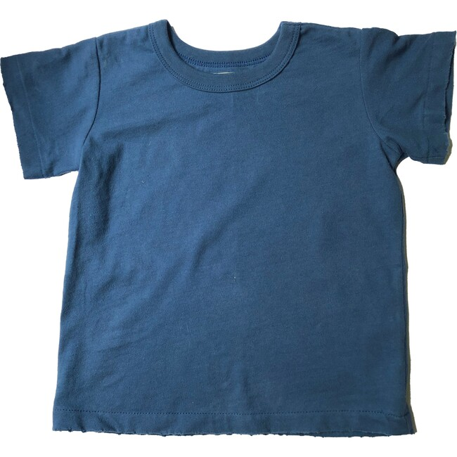 The T-Shirt, Denim - Tees - 1