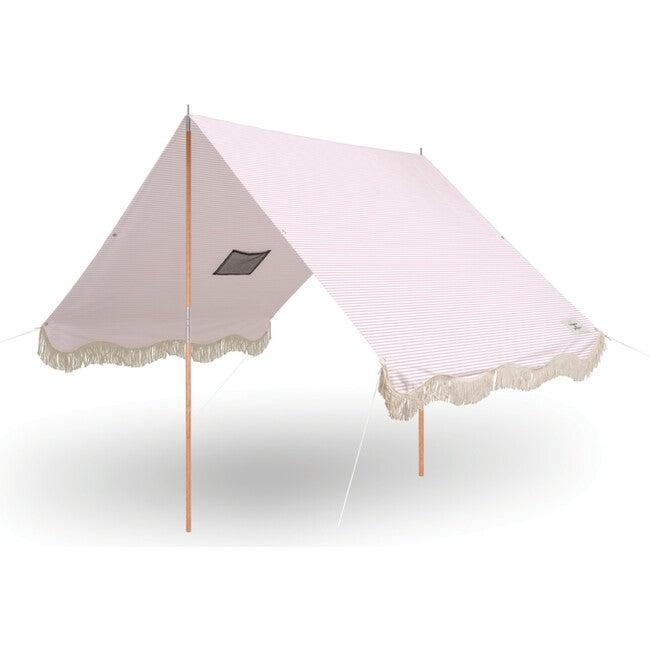 Premium Beach Tent, Lauren's Pink Stripe