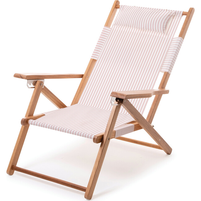 The Tommy Chair, Lauren's Pink Stripe