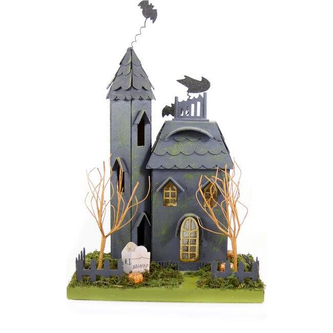 Haunting Halloween Cottage