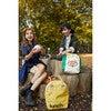 Zipper Lunch, Yellow - Lunchbags - 2