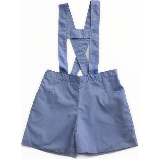 Suspender, Blue