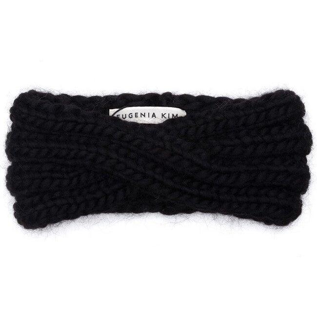 Women's Lula Headband, Black - Hair Accessories - 1