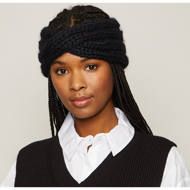 Women's Lula Headband, Black