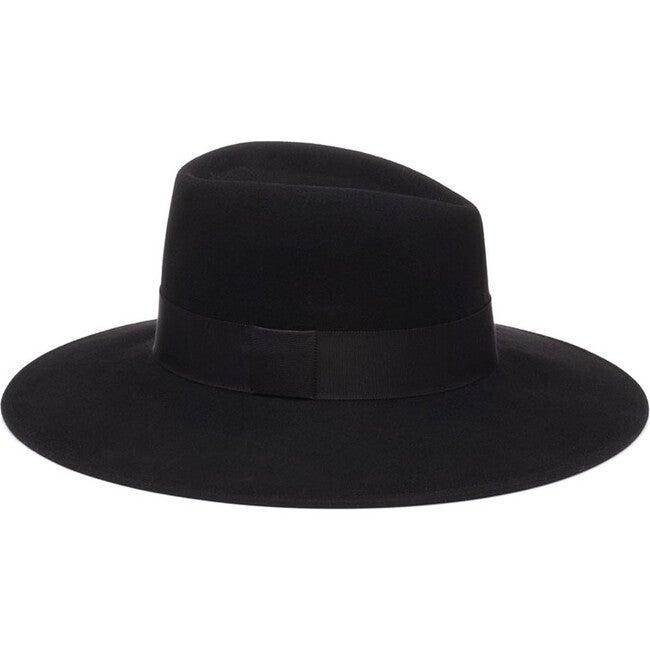 Women's Harlowe Hat, Black - Hats - 1
