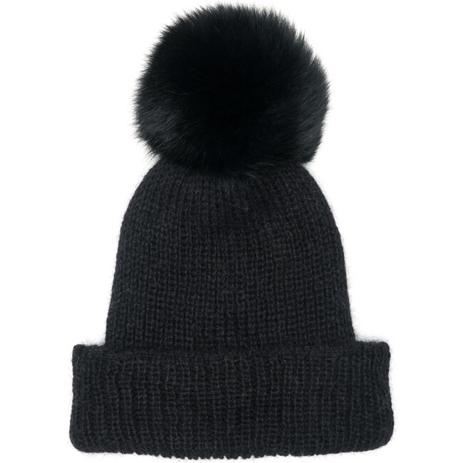 Women's Maddox Hat, Black - Hats - 1