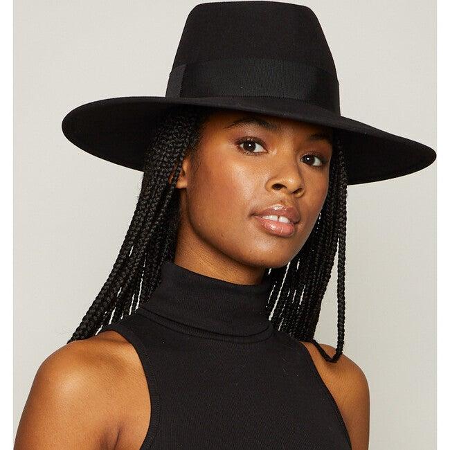 Women's Harlowe Hat, Black