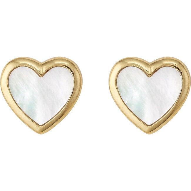 Heart Stud - Earrings - 1