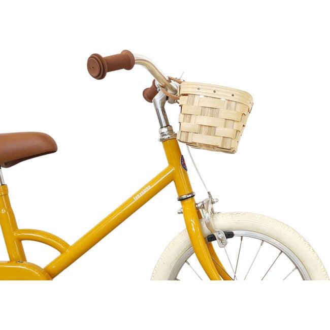 Kids Bike Basket, Honey