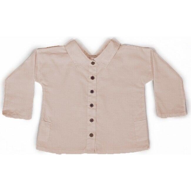 Gabi Cotton Top, Rose