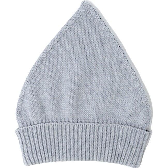 Gnome Knit Bonnet, Grey