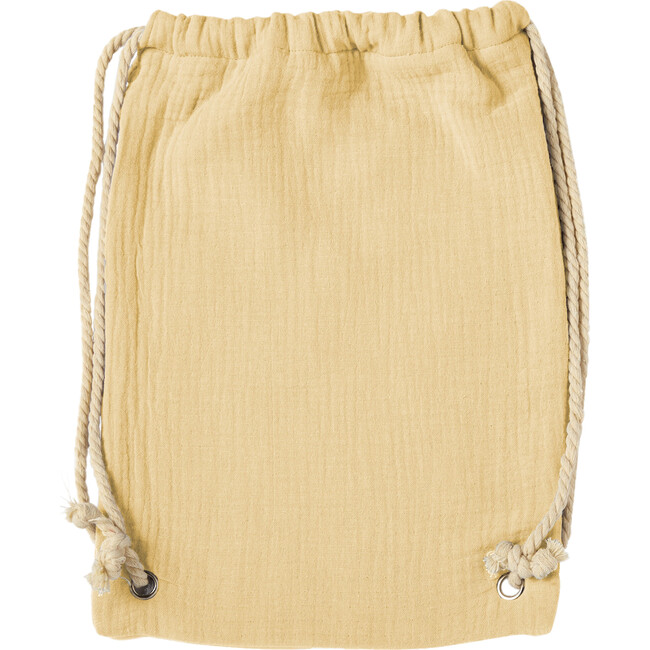 Backpack, Gauze Straw