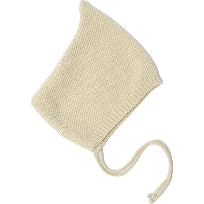 Coco Knit Bonnet, Natural