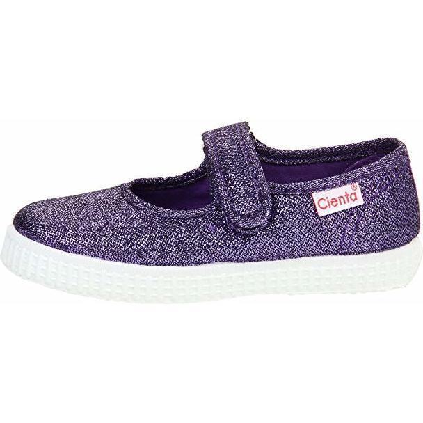 Sparkle Mary Jane, Purple