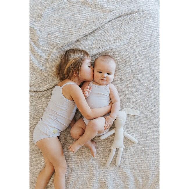 Baby Girl's Sleeveless Onesie Set