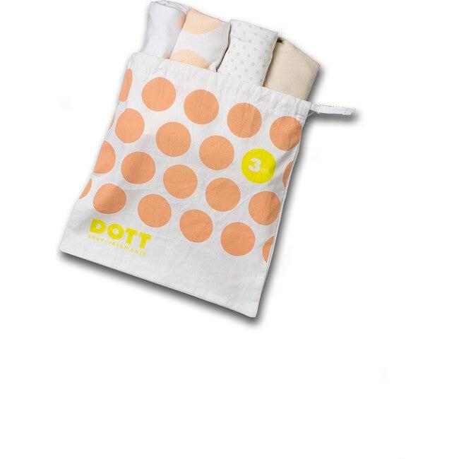 Baby Girl Short Sleeve Onesie Set, 1