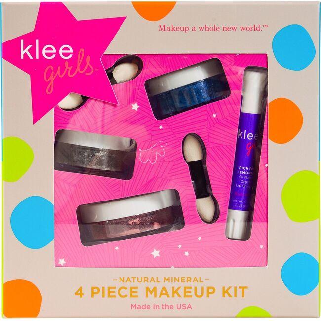 Shining Through 4-Piece Starter Natural Makeup Kit