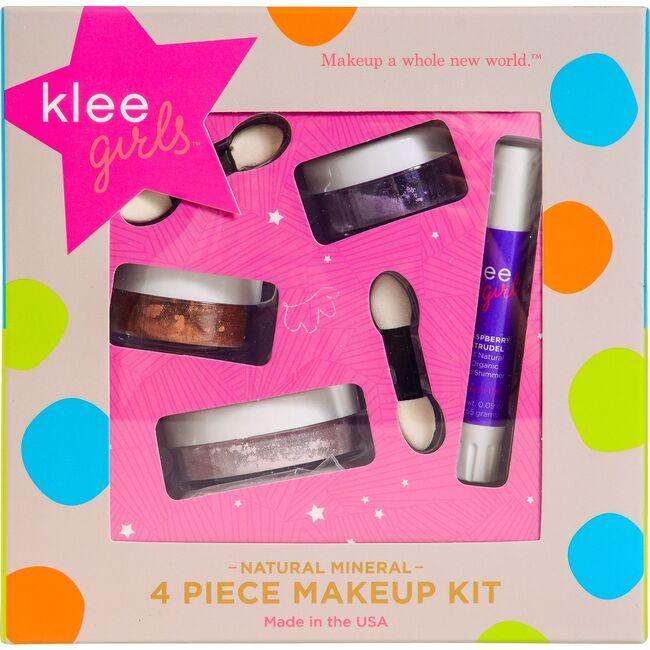 Glorious Afternoon 4-Piece Starter Natural Makeup Kit