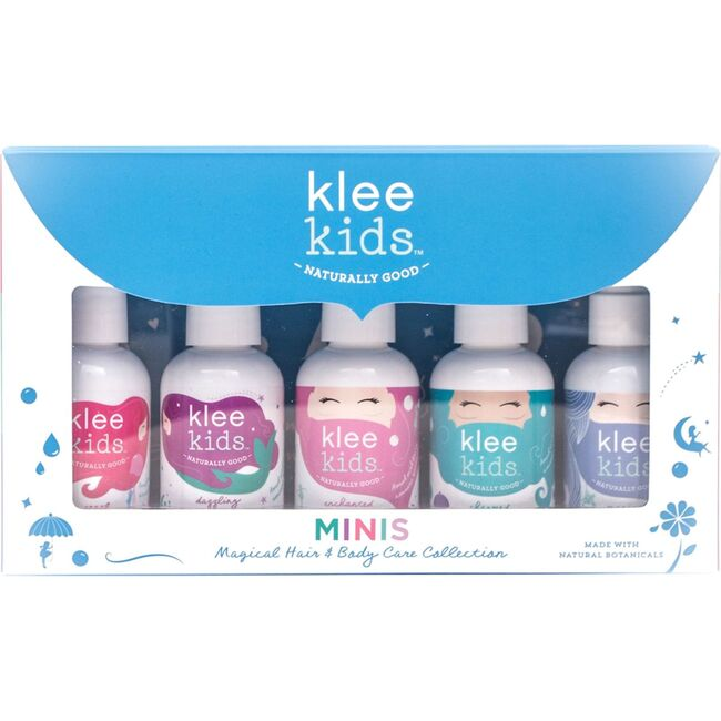 5-Piece Mini Hair and Body Care Gift Set