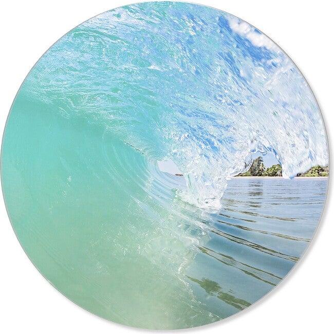 Breaking Wave Light, Round