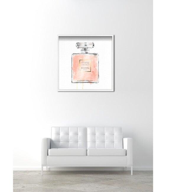Mademoiselle Print, Framed