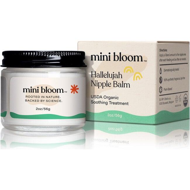 Hallelujah Nipple Balm USDA Organic Soothing Treatment
