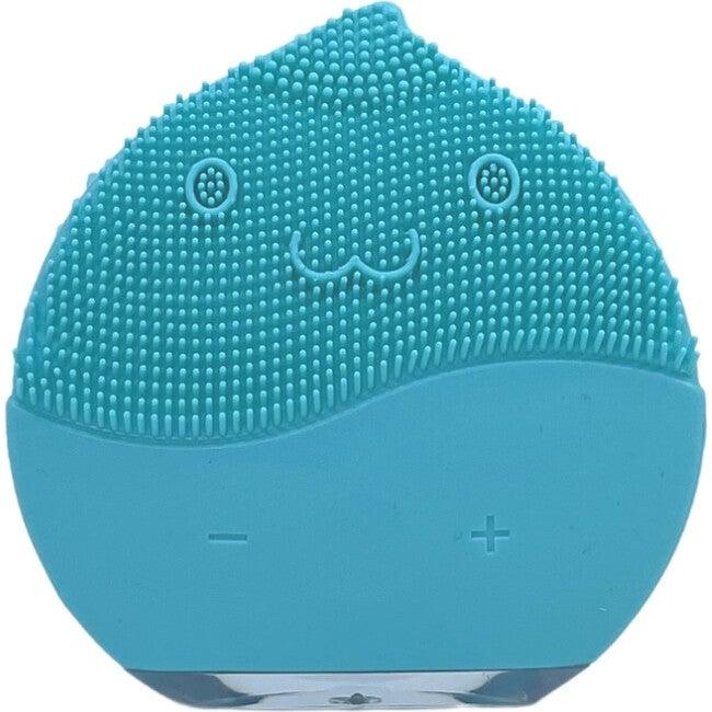 Silicon Facial Cleanser, Blue