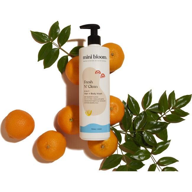 Fresh N' Clean 2-n-1 Hair + Body Wash