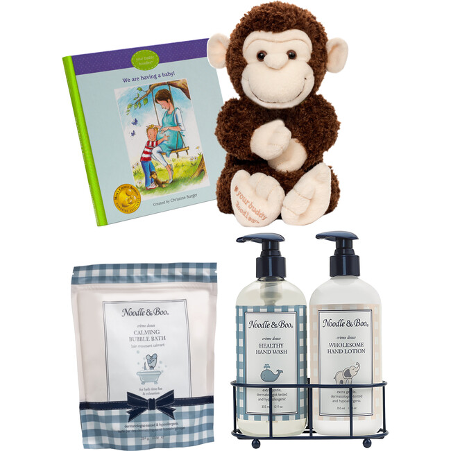 We're Going to Have a Baby Sibling Set - Mixed Gift Set - 1