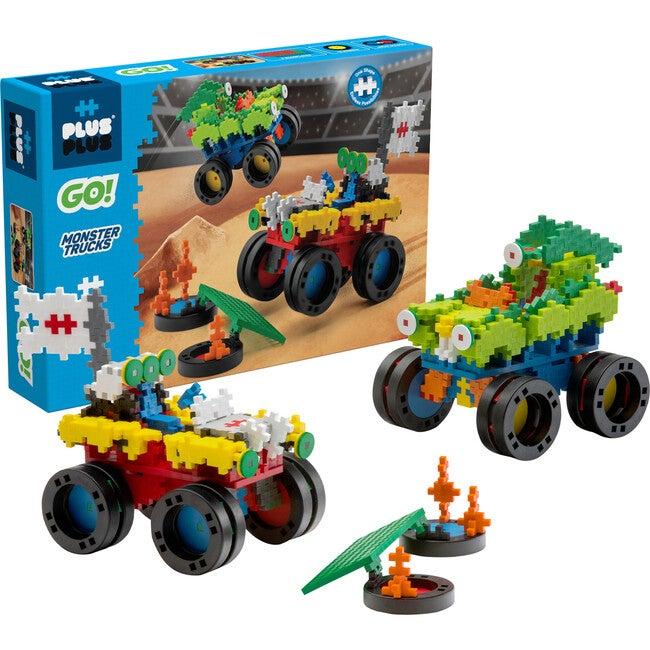 GO! Monster Trucks