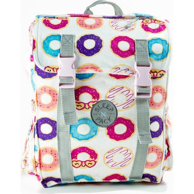 Sleep 'N' Pack Littles Sleeping Bag, Donuts
