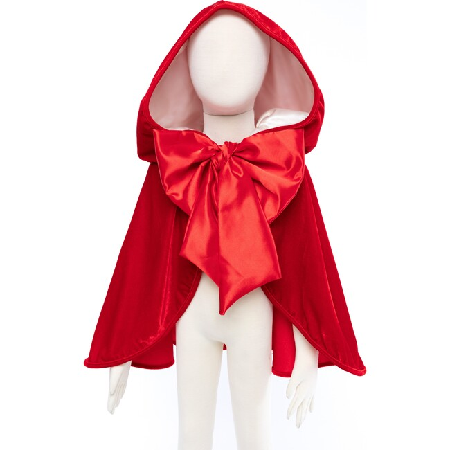 Woodland Storybook Little Red Riding Hood Cape