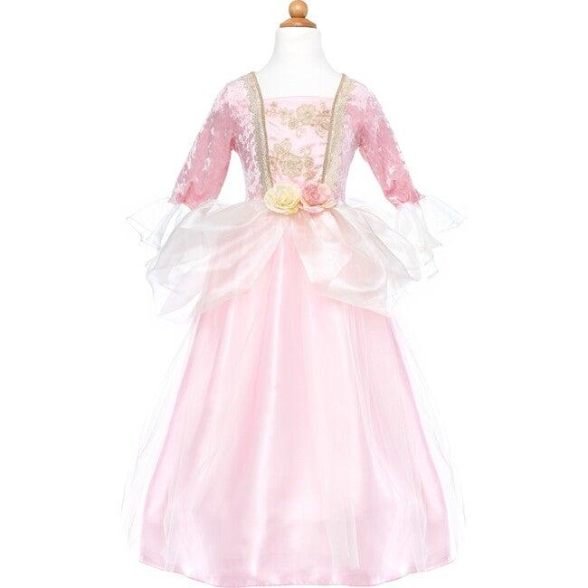 Pink Rose Princess Dress